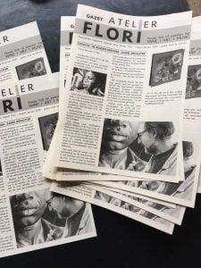 Atelier Flori gazet